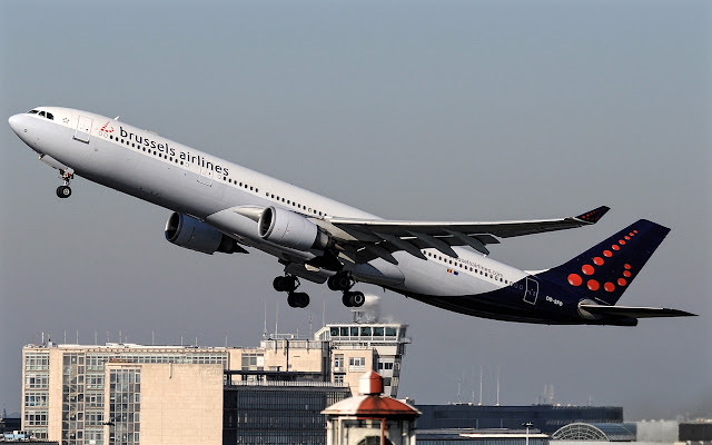 a330-300 brussels airlines