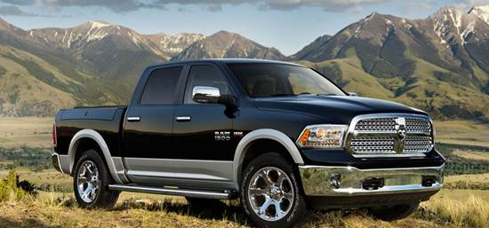 2017 Dodge RAM 1500 Outdoorsman Review