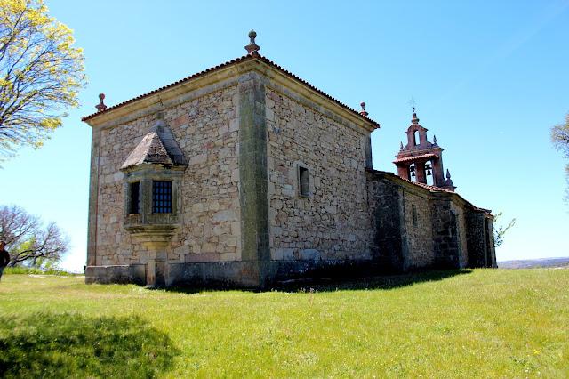 Ermita Virgen del Castillo. Fariza