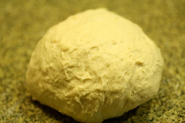 Pan de leche / Sweet bread
