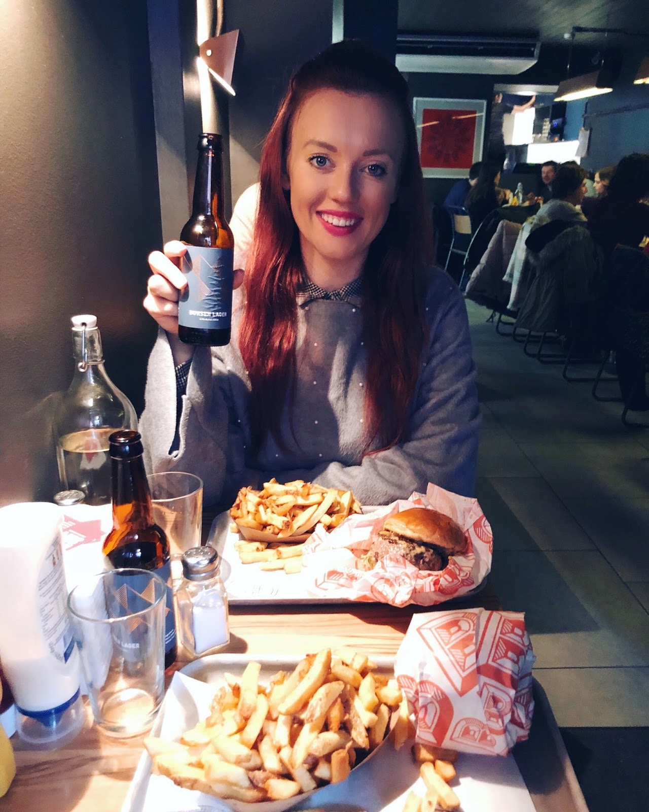 Bunsen Burger
