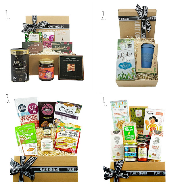 My top picks from the Planet Organic 2015 Christmas Hamper collection