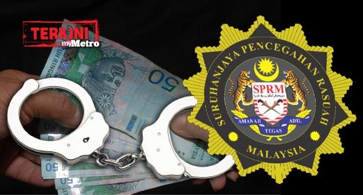 SPRM Serbu Balai Polis Ayer Hitam
