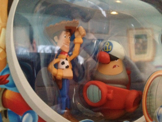 toy story partysaurus rex captain suds bathtime buddies