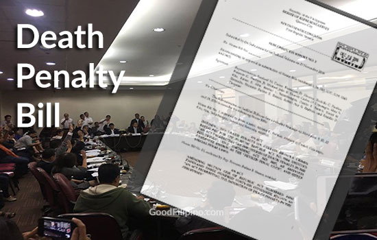 JUST IN: House Justice Committee approves bill on death penalty