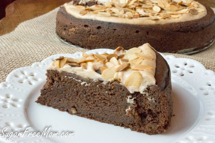 ... Low Carb Diabetic: Chocolate Almond Torte : Low Carb and Sugar-Free