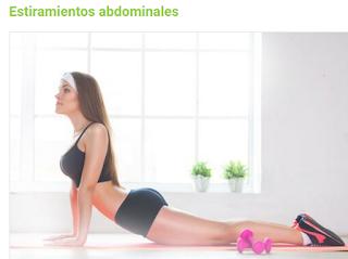 ejercicios para hacer en casa para perder barriga y caderas