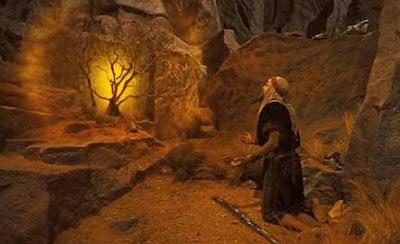 O Chamado De Moisés