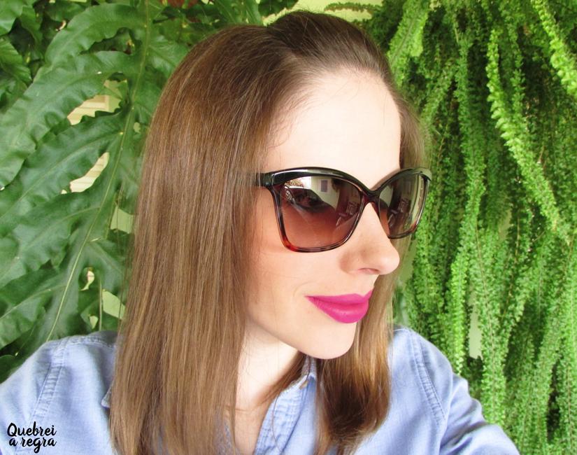 Meu óculos de sol da Detroit Eyewear - Quebrei a Regra a57bf7ca18