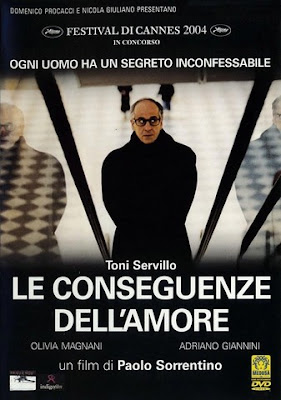 The consequence of love italian movie
