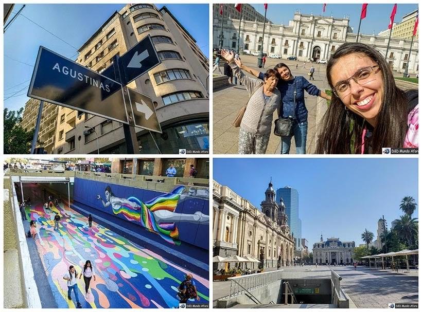 Atrações de Santiago - Diário de Bordo Chile: 8 dias em Santiago e arredores