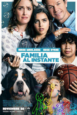 Instant Family 2018 DVD R1 NTSC Latino