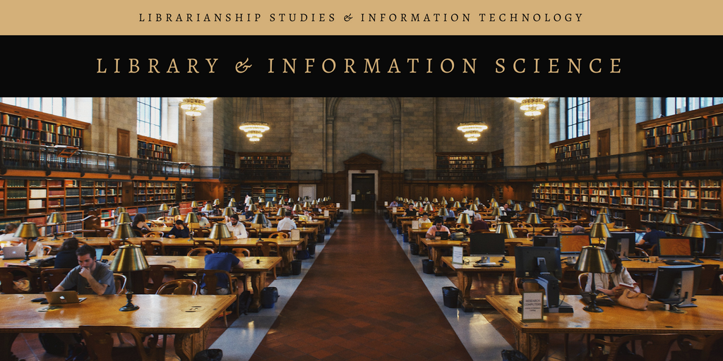 Library and Information Science Tweets