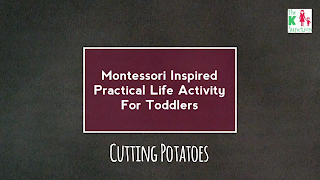 montessori practical life toddler cutting importance benefits preschooler