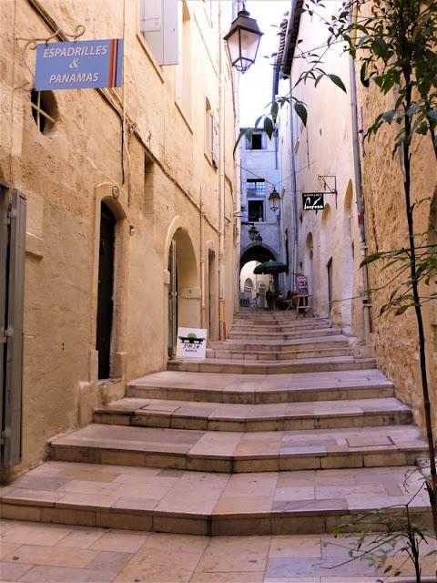 Montpellier, callejeando