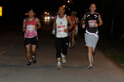 Koh Phangan Full Moon marathon