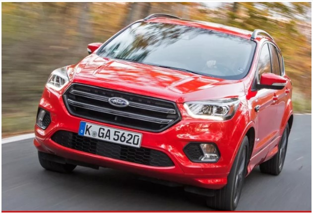 2021 Ford Kuga Review, Specs, Price, Release Date - New ...