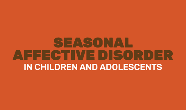 Seasonal Affective Disorder in Children and Adolescents