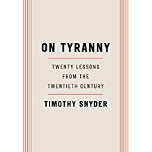 https://www.amazon.com/Tyranny-Twenty-Lessons-Twentieth-Century-ebook/dp/B01N4M1BQY/ref=sr_1_1?ie=UTF8&qid=1494508977&sr=8-1&keywords=on+tyranny+twenty+lessons+from+the+twentieth+century