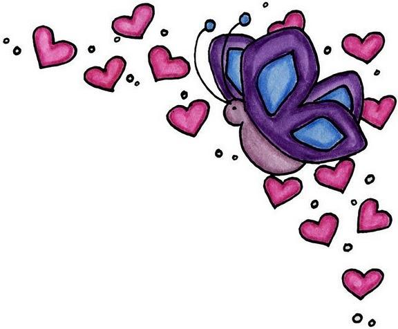 Imagenes de flores y mariposas | Imagenes y dibujos para ...