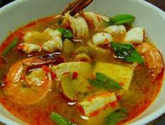 Resep praktis (mudah) sup bahari spesial (istimewa) enak, sedap, gurih, nikmat lezat