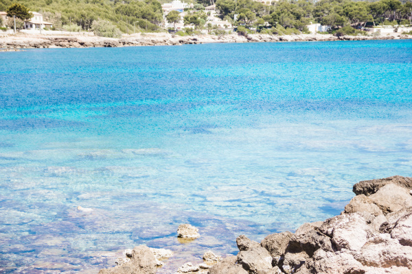 Mallorca -  Rezept für einen traditionellen mallorquinischen Mandelkuchen by titatoni.de