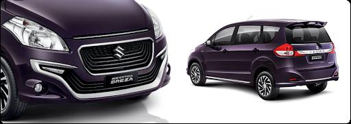 Review Suzuki Ertiga Drezza