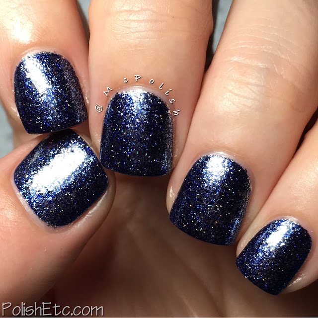 KBShimmer - Birthstone Collection - McPolish - Sapphire