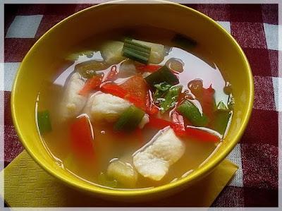 Gambar Resep Sop Ikan Nila Tanpa Santan