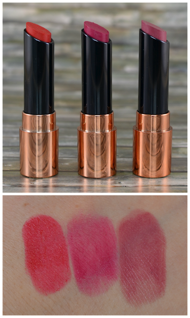 Astor perfect stay fabulous all in one lipsticks favorite berry, fancy und for fun plus Swatches