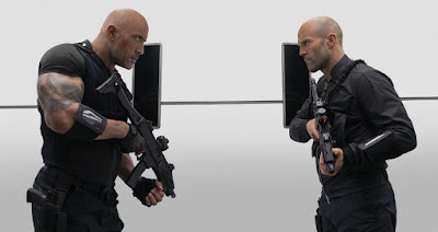 Hobbs And Shaw Jason Statham Dwayne Johnson Image 5