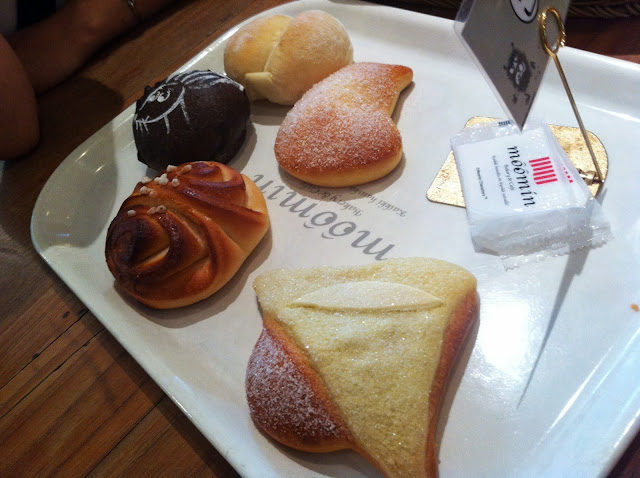 Moomin Cafe Pastries