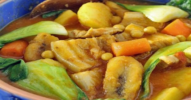 Filipino Pochero Using Pork Belly Recipe