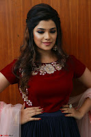 Actress Aathmika in lovely Maraoon Choli ¬  Exclusive Celebrities galleries 085.jpg
