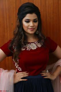 Actress Aathmika in lovely Maraoon Choli ¬  Exclusive Celebrities galleries 085.jpg
