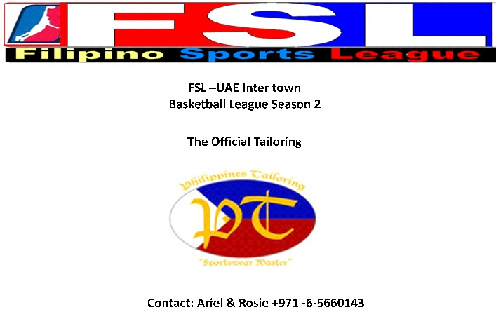 Filipino Sports League 2012: FSL - S2 ( Game Schedule and
