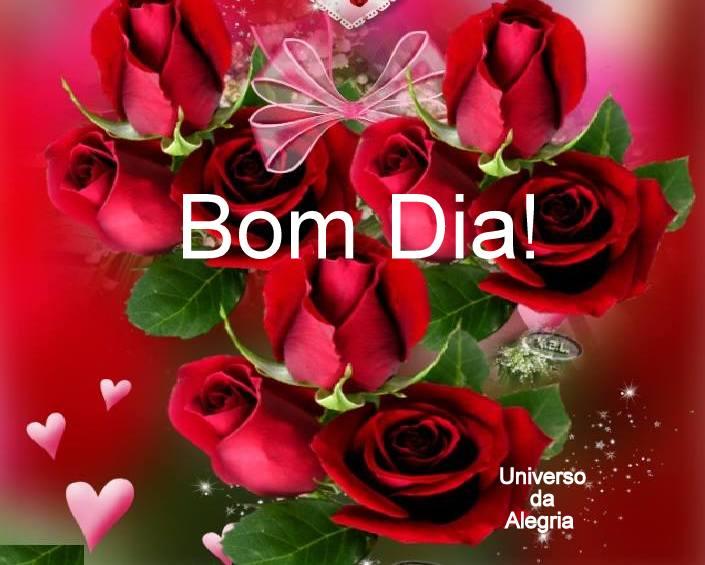 Bom Dia Meu Amor Mensagem Com Flores: RECANTO DAS IMAGENS E GIFS