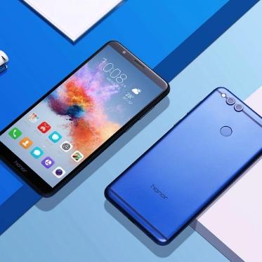 إحصل على هاتف Huawei Honor 7X بسعر رائع على موقع Tomtop