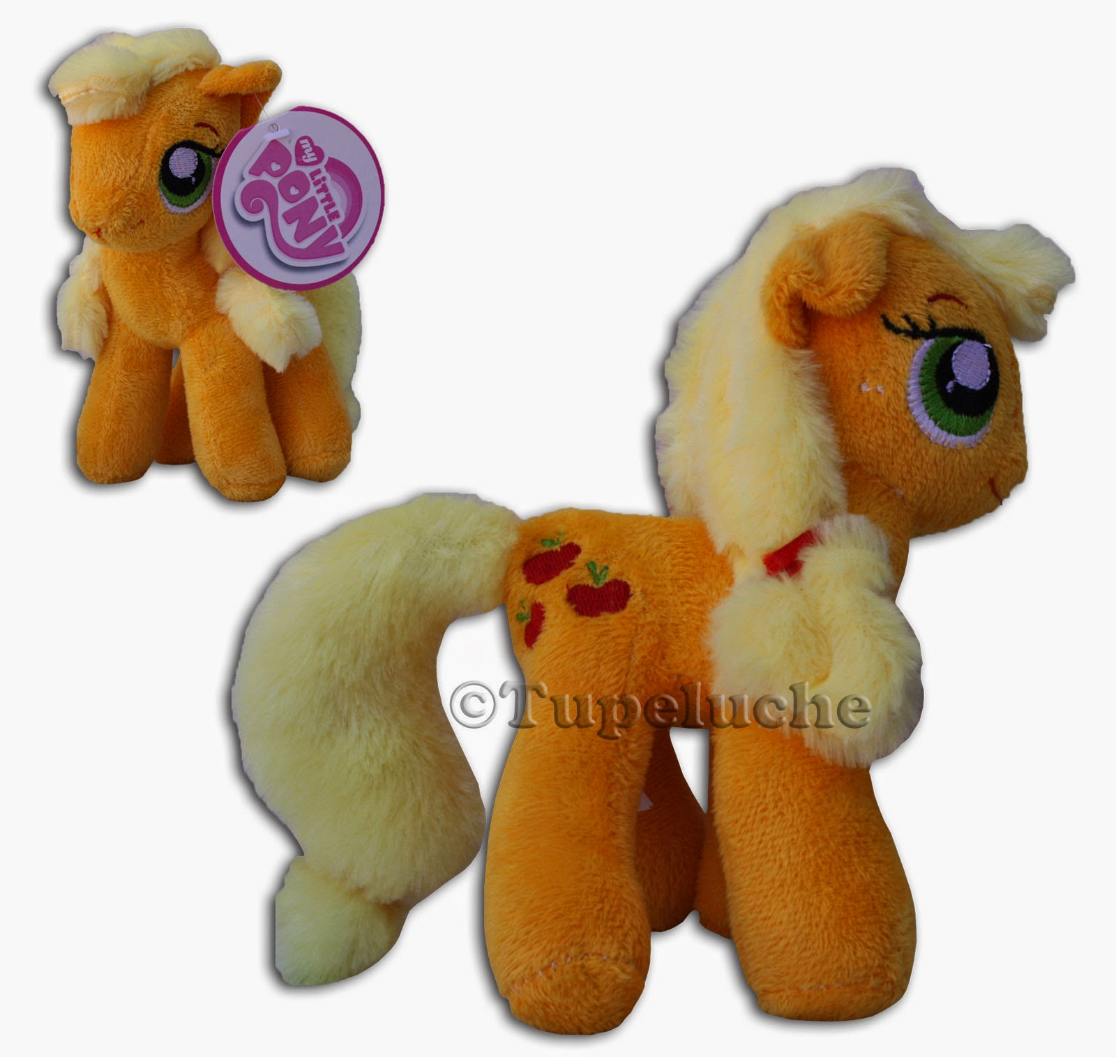 Applejack Play by Play Plush
