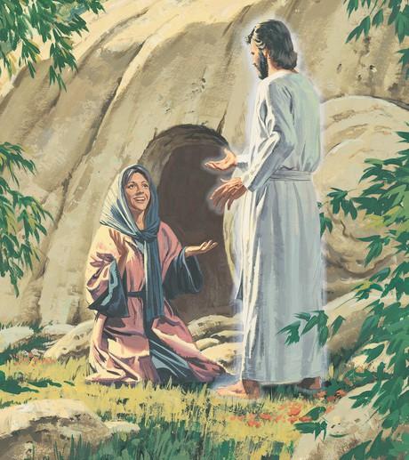 El Encuentro Con Jesus Resucitado