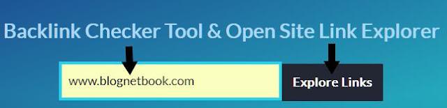 Add your Blog website full URL