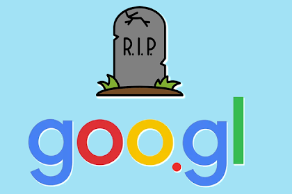 goo.gl  : URL Shortener Milik Google Tutup