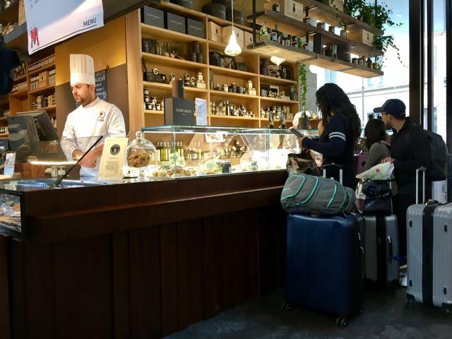 Mercato Centrale Roma Where to Eat in Termini Station