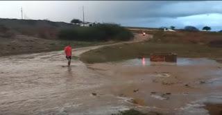 Moradores da Serra de Cuité comemoram chuvas caídas na região; veja vídeos