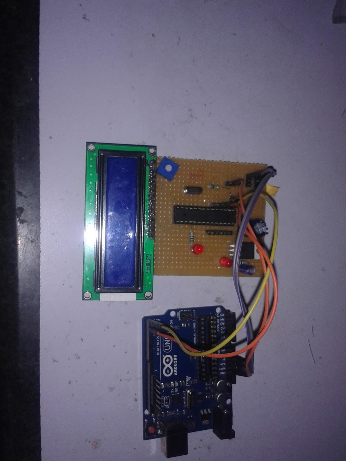 homemade new electronic circuit [ 1200 x 1600 Pixel ]