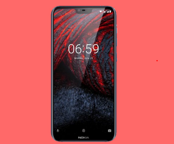 NOKIA 6.1 PLUS AKA NOKIA X6 MAY SOON BE COMING TO THE GLOBAL MARKET REPORT