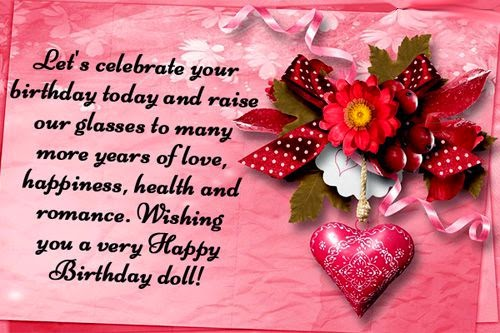 Happy Birthday Wishes For My Friends