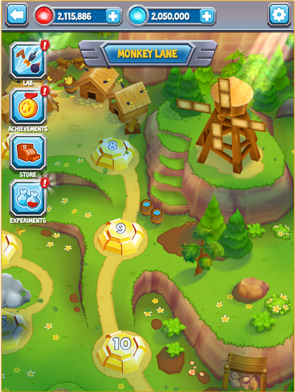 Game Bloons Supermonkey 2 V1.1.0 MOD Apk + Data Terbaru
