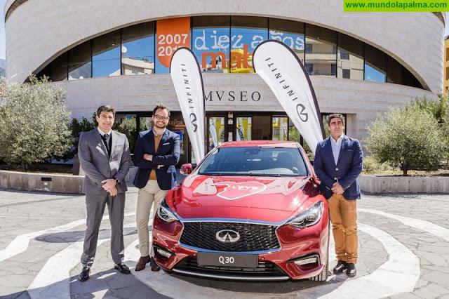 El Isla Bonita Love Festival suma a sus patrocinadores a Infiniti, la prestigiosa firma de coches de lujo