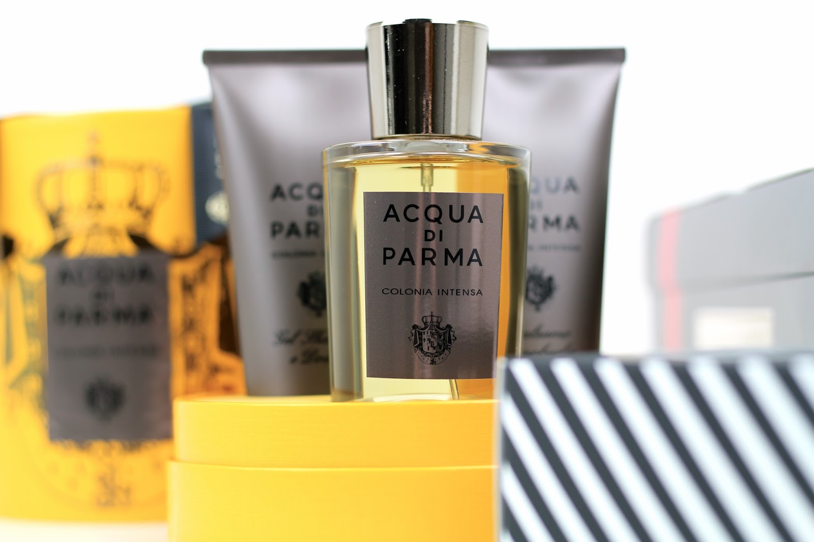 Acqua di Parma unisex colonia intensa gift set